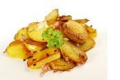 Bratkartoffeln / Garnitur